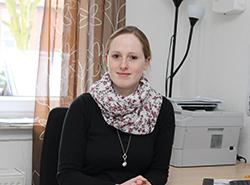 Ansprechpartnerin Agnes Tapken - Kinderschutzbund Cloppenburg